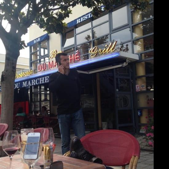 Restaurant : Bar Brasserie Du Marche