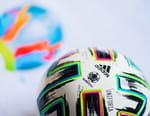 Football : Euro - Italie / Suisse