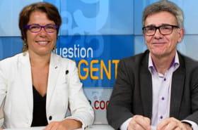 """Anne Le Goff (Crédit mutuel Arkéa) et Serge Brichet (MGEFI):""""Les sociétaires sont propriétaires de la banque ou de l'assureur mutualiste"""""""