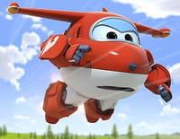 Super Wings, paré au décollage ! : La lampe magique
