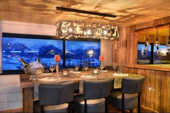Restaurant : La Table des Saveurs