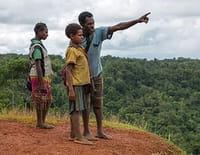 Chemins d'école, chemins de tous les dangers : La Papouasie-Nouvelle-Guinée