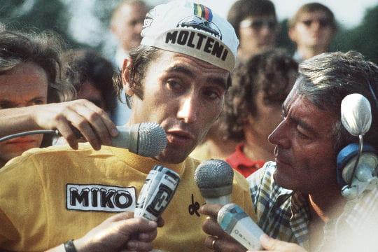 Eddy Merckx remporte son 5ème Tour