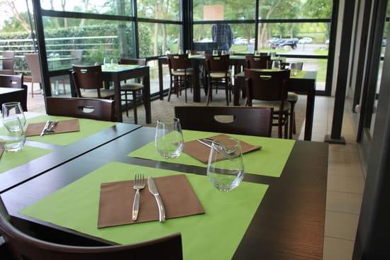 Le Grill du Lac  - Salle grill du lac, restaurant Orthez -