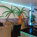 Restaurant : Le Hamac Kreole  - Salle -   © Le Hamac Kreole
