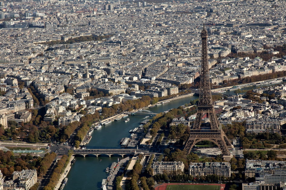 La plus haute tour de France