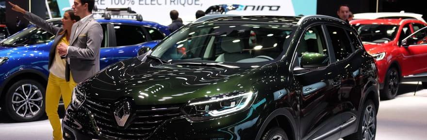 Nouveau Renault Kadjar: nos photos du SUV au Mondial de l'Auto [prix]
