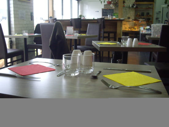 Restaurant : Le blé Sauv'âge  - salle de restaurant -   © personnel