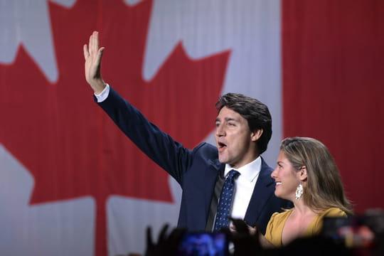 Canada: le résultat des élections, Justin Trudeau rempile mais sans majorité