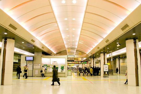 Station Tokyo, métro de Tokyo