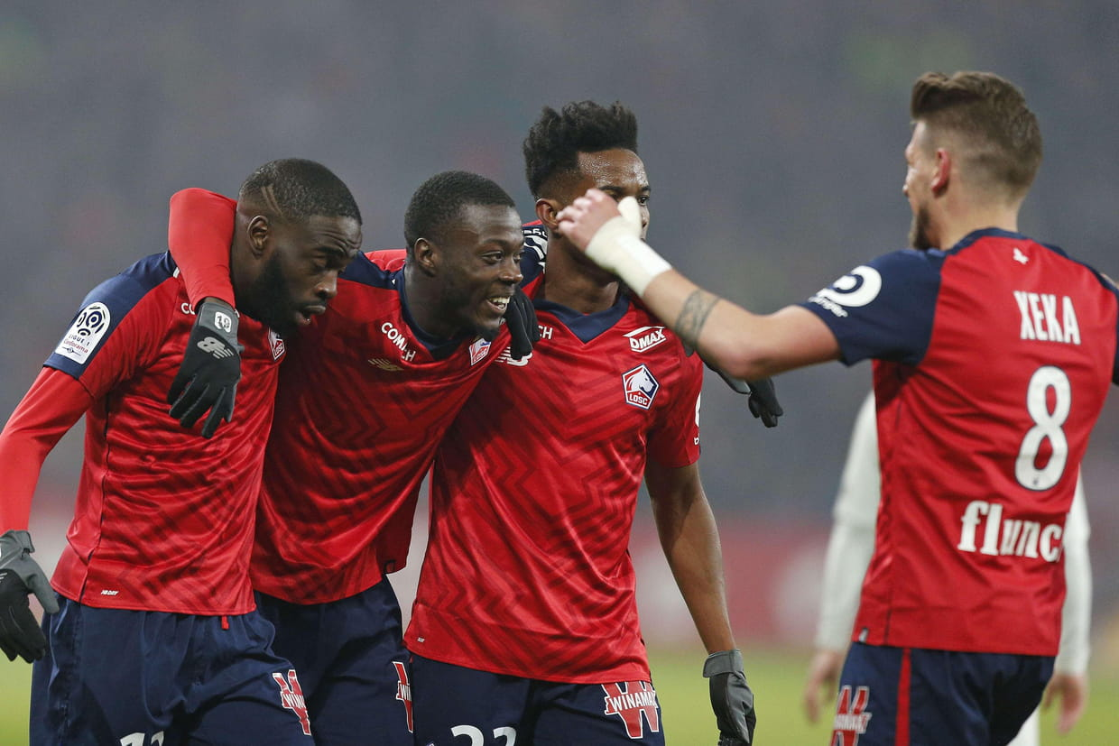 Lille Psg Resume Notes Reactions Le Debrief