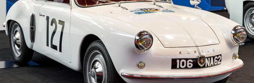 Rétromobile: Alpine et Ferrari en vedette[dates 2017, billets, expositions]