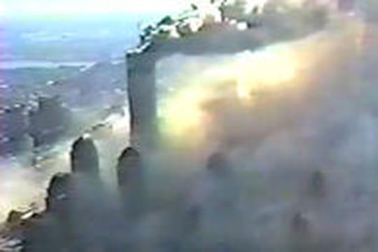 Une vidéo inédite des tours du World Trade Center le11septembre 2001