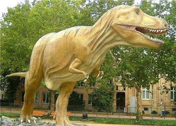 le tyrannosaure aurait peut-être eu des plumes... voila qui pourrait bouleverser