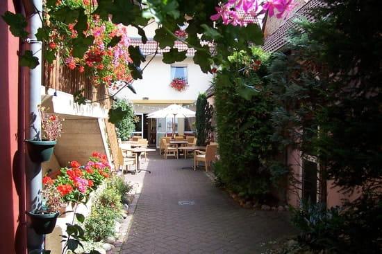Restaurant Ritter'Hoft  - Entrée -   © Ritter'Hoft