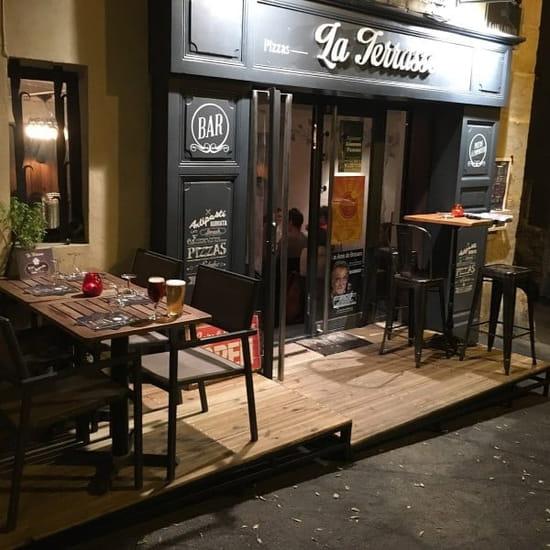 pizzeria la terrasse restaurant italien montpellier. Black Bedroom Furniture Sets. Home Design Ideas