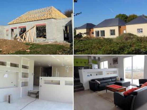 Construction d'une maison écologique