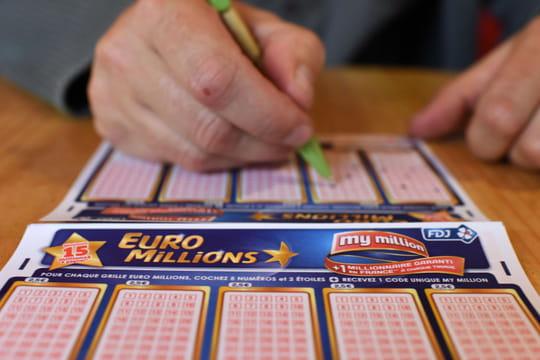 Résultat Euromillion (FDJ) : le tirage du 16 octobre 2015 et My Million [EN LIGNE]