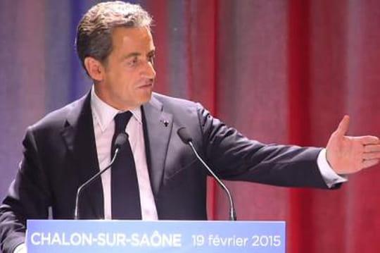 Élections départementales 2015: l'UMP vise 60départements