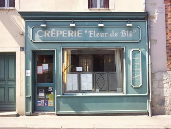 Restaurant : Fleur de Blé  - Crêperie -