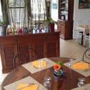 Restaurant : Grain de poivre et Fleur de sel  - La salle -