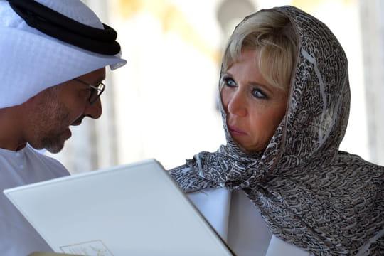 Brigitte Macron voilée: une polémique montée en épingle sur Twitter