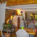 Restaurant la Cigale  - la salle sous un autre angle -   © jolivet