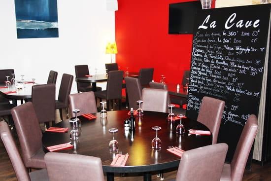 Le Bistronome restaurant Nîmes  - Salle 2 -   © A