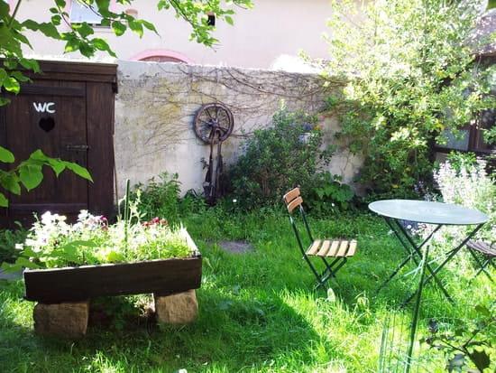 Auberge du Houx  - jardin -