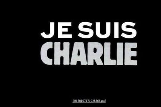 Je suis Charlie: affiche et image à imprimer