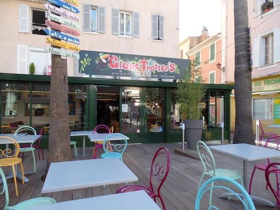 Globe Trotter's Café  - Terrasse -