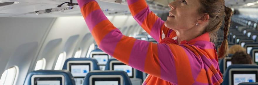 Valise cabine: attention, les tailles diffèrent selon les compagnies