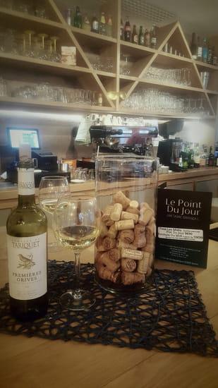 Boisson : Le Point du Jour  - Dégustation vin -   © Pdj