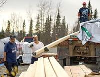 Alaska : Nouveau départ : Paralysés