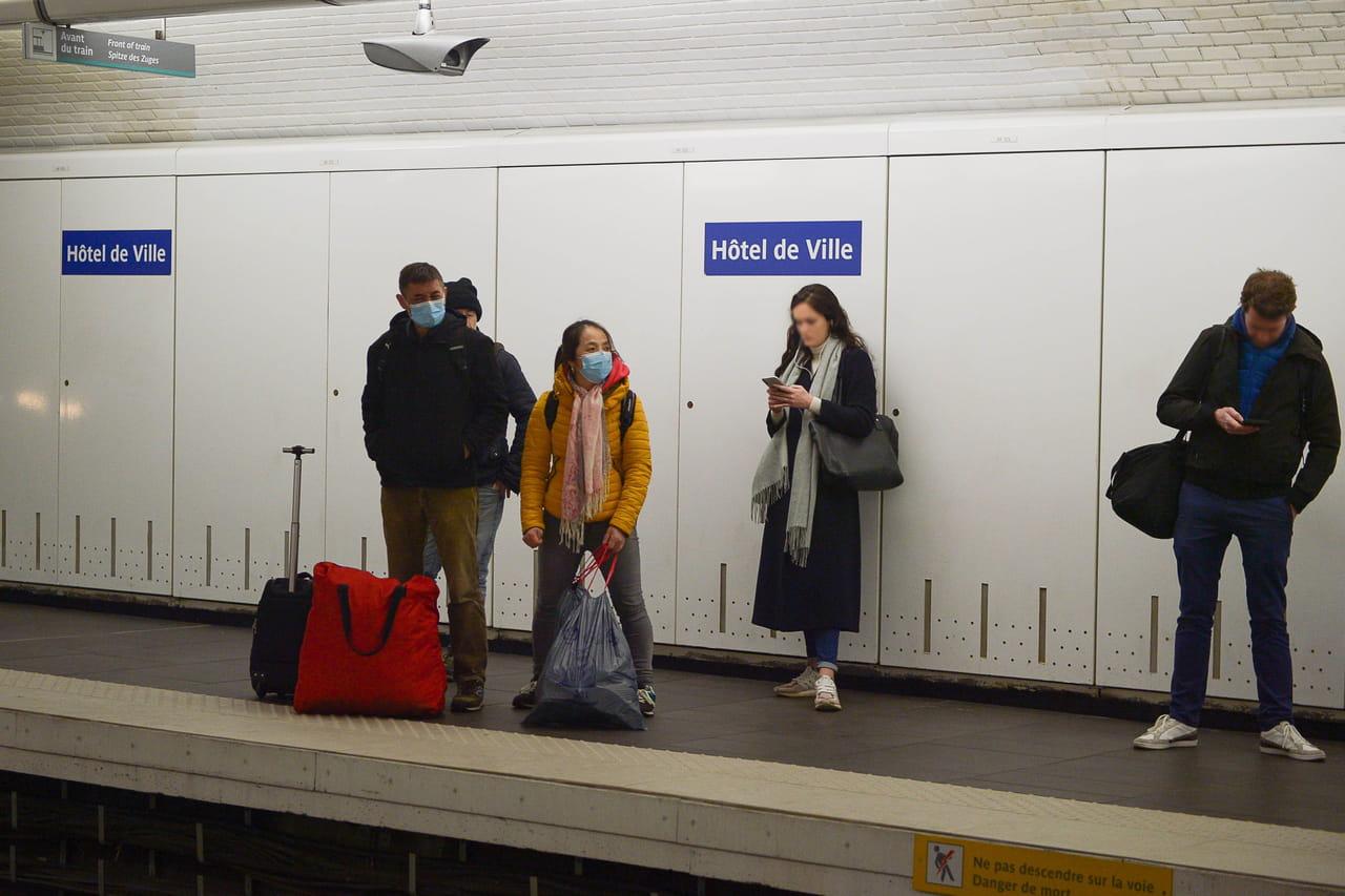 Trafic RATP: les perturbations de mardi 17mars à cause du coronavirus