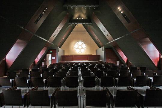 Le deuxième auditorium