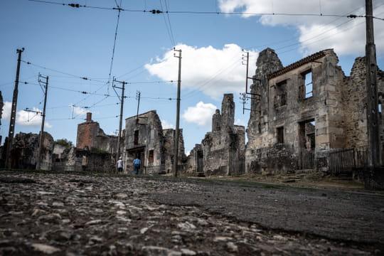 Oradour sur Glane: histoire du massacre du 10juin 1944