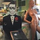 Restaurant : Delicatessen  - De l'humour décalé -