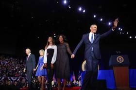 Barack Obama: que va devenir la famille après son discours d'adieu