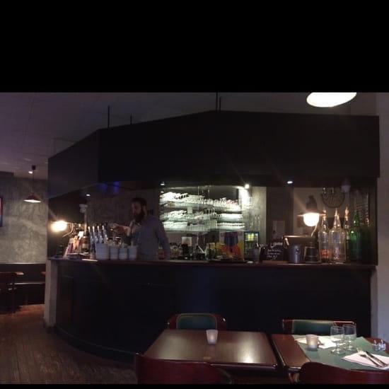 Restaurant : Brasserie Les Halles