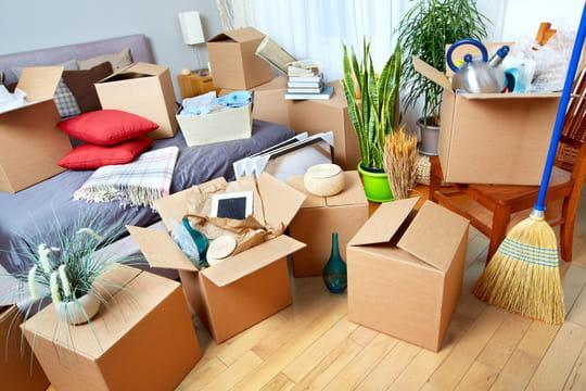 Déménagement: devis, tarif, location de camion, liste des choses à faire