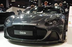 Aston Martin DBS Superleggera: nos photos au Mondial de l'Auto [infos]