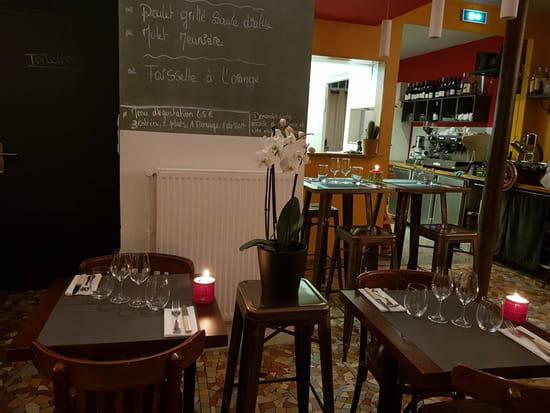 Restaurant : Nous 4 restaurant  - Nous4 le soir -   © Nous4