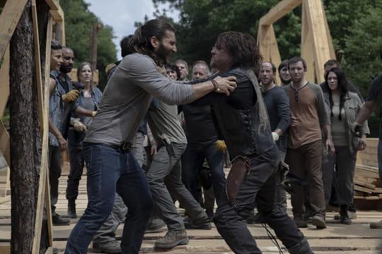 The Walking Dead: la bande-annonce de l'épisode 3promet une grosse dispute