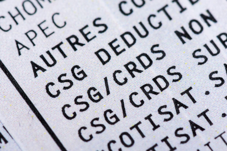 CSG: quel taux? Quand est-elle déductible?