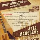 La Table de Pol  - soiree jazz manouche 31/03/12 -