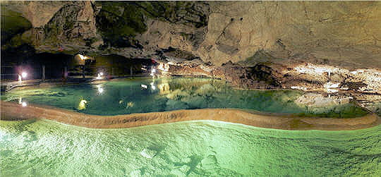Un barrage en béton
