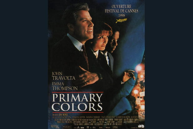 Primary Colors - Photo 1