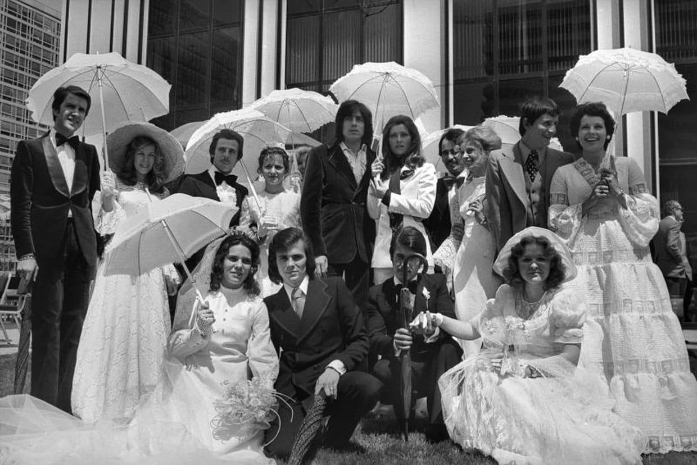 mariage de sheila et ringo dans les ann u00e9es 1970