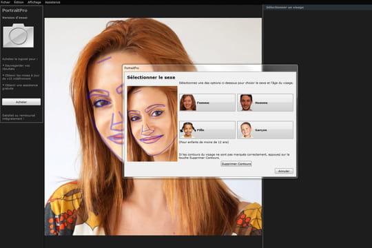 Retouche du visage : en un clic avec PortraitPro 15
